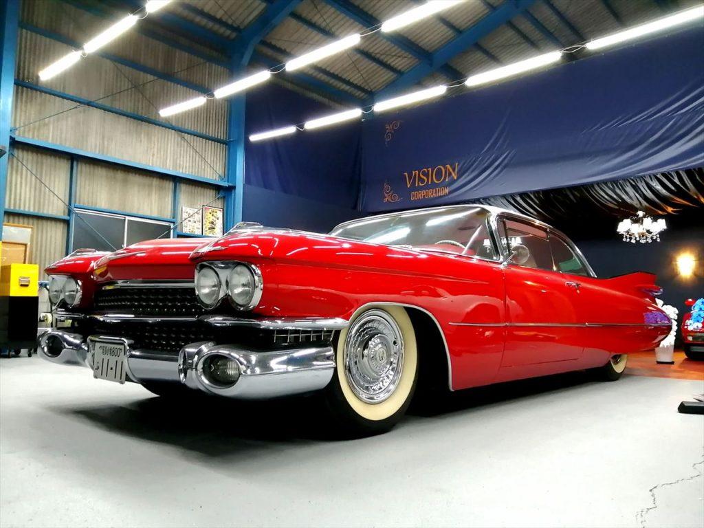 1959 キャデラック クーペ デビル