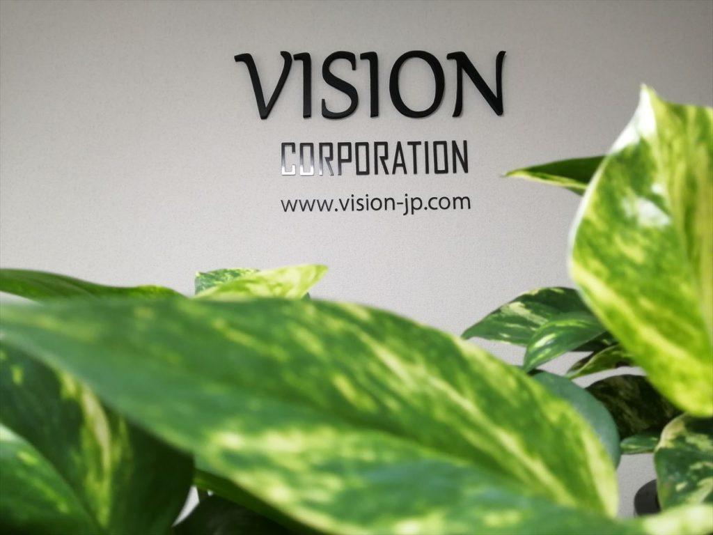 VISION CORPORATION