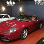 フェラーリ 550マラネロ