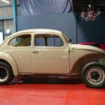 1959年式 ビートル VW type1 ~内装施工途中~