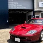 【車両カルテ】フェラーリ・550マラネロ