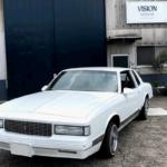 【車両カルテ】1987年式 シボレー モンテ カルロ