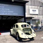 1959年式 ビートル VW type1 ~カーペット張り替え~