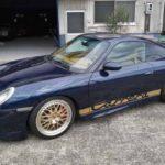 【車両カルテ】1998年式 ポルシェ911 カレラ