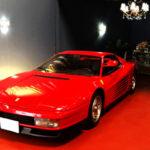 【車両カルテ】1986年式 フェラーリ テスタロッサ