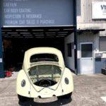 【車両カルテ】ビートル VW type1