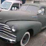 【車両カルテ】1947年式 シボレー デリバリーバン