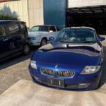【施工実績】BMW Z4 ボディガラスコーティング