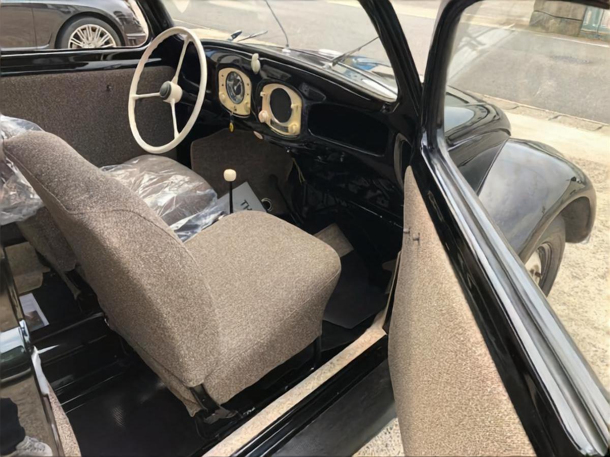 1949年式 VW type-1 ビートル シート